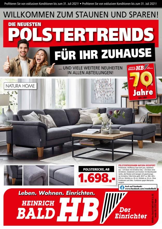 Möbelhaus Heinrich Bald GmbH&Co.KG